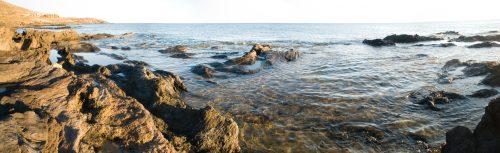 Discesa al mare di Suvaki