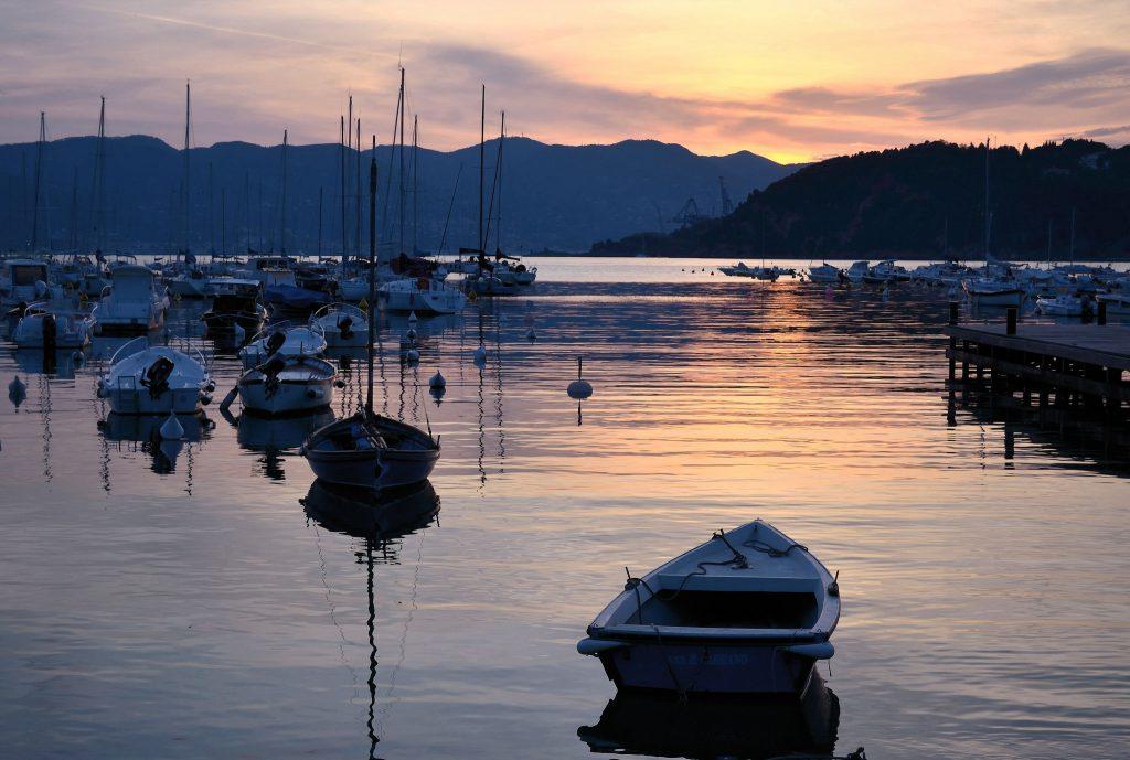 L'ultima estate. Liguria, domenica 7 agosto 1994