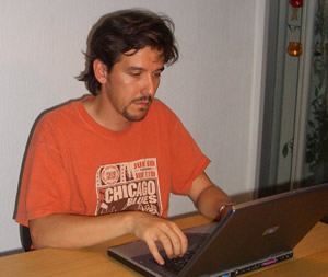 2006-07-27 - Marco al lavoro - 300px.jpg