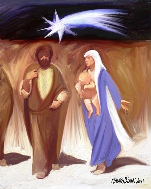 Lo stato del Natale di Mauro Biani