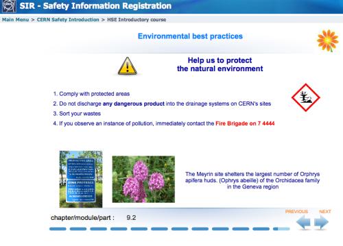 CERN_Environment_best_practices
