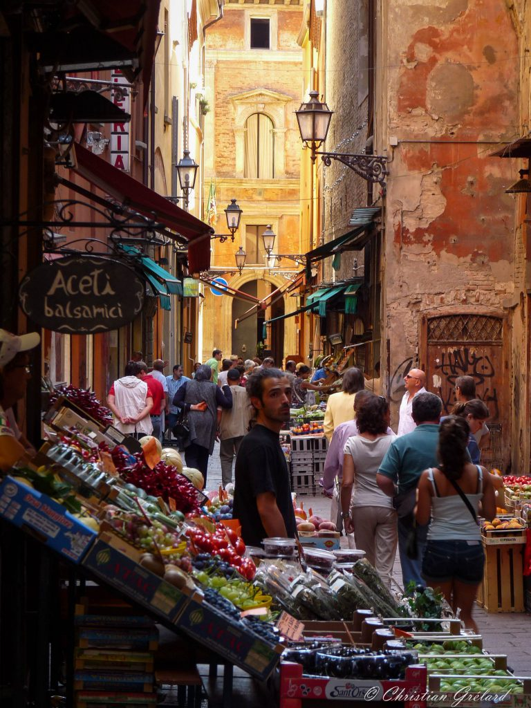 Bologna (Foto di Christian Grelard da Flickr)