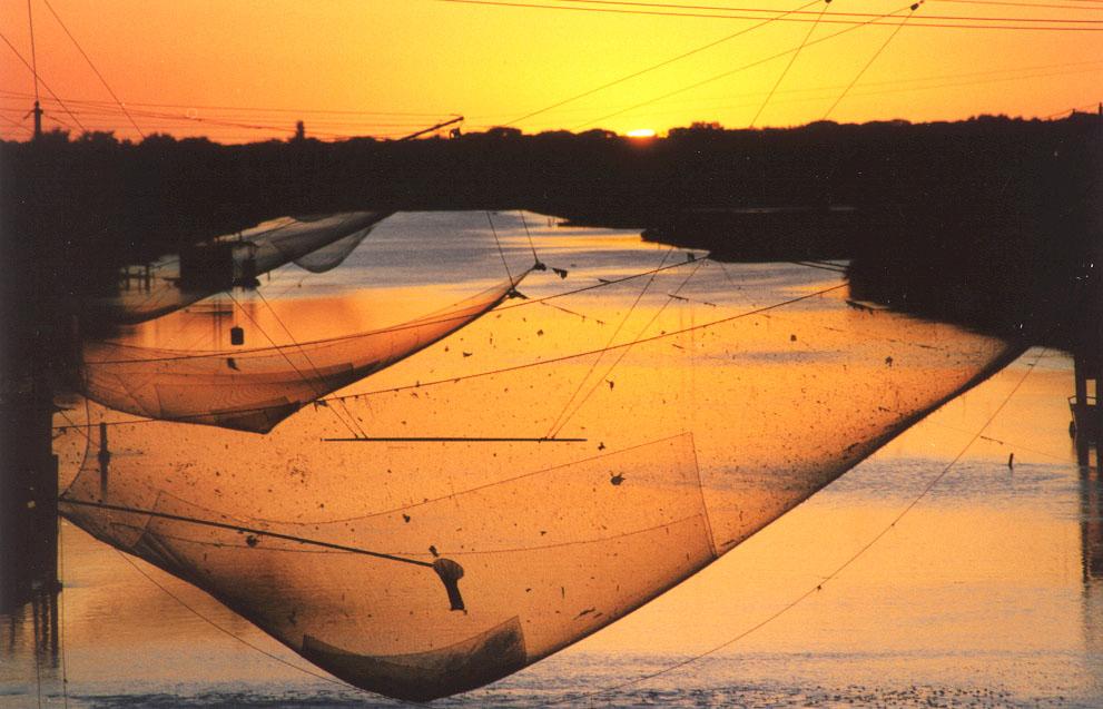 La pialassa di Ravenna (Foto di Leonardo D'Amico, da Flickr)